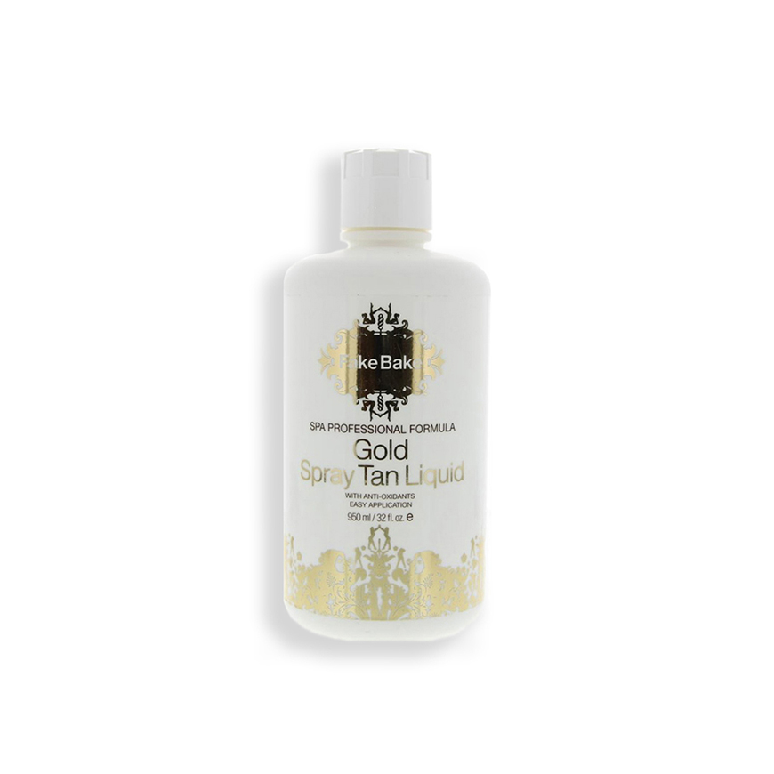 Gold Spray Tan Liquid