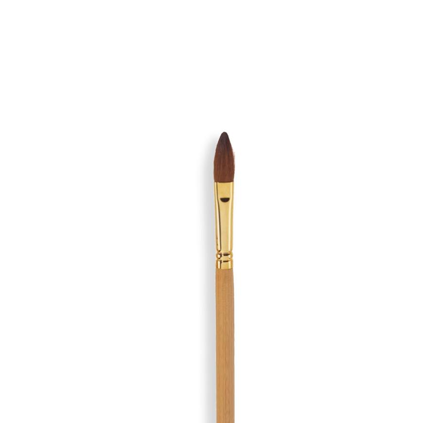 Kolinsky Oval Brush 10