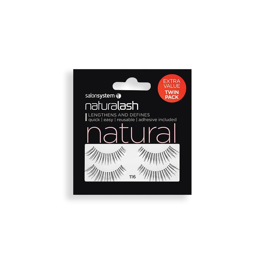 Natural Lash 116 Twin Pack