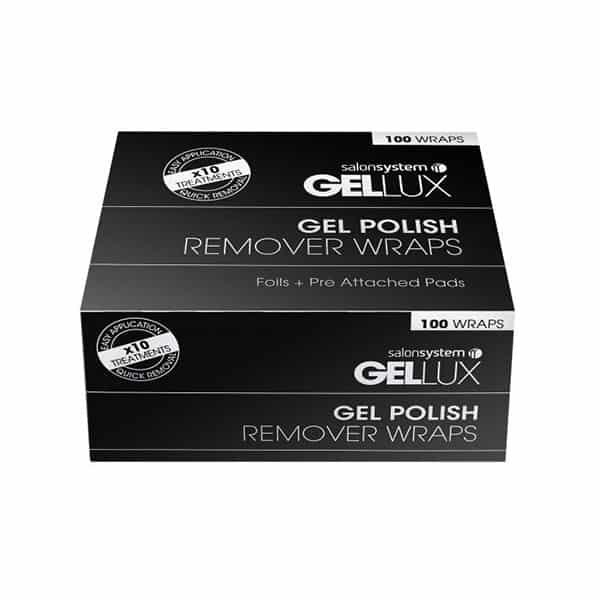 SS GelLux_RemoverWraps_100