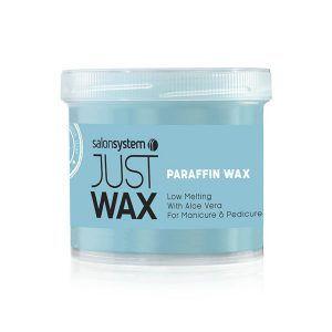 SS JustWax ParaffinWax_AloeVera_380g