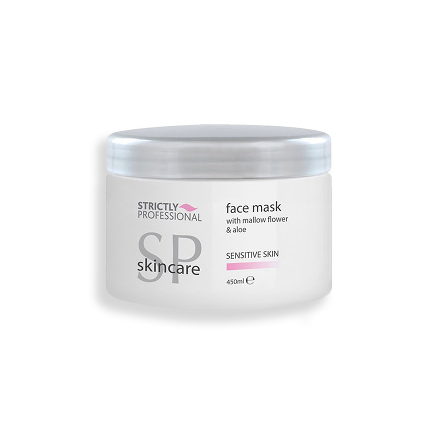 Sensitive Face Mask 450ml