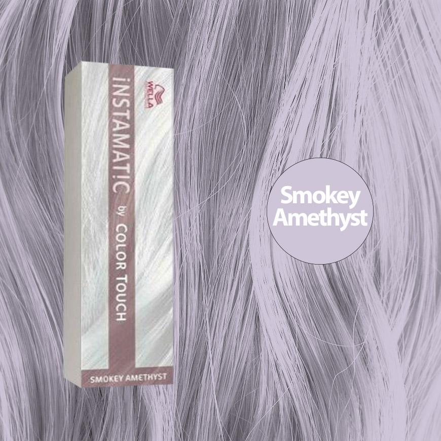 Smokey Amethyst