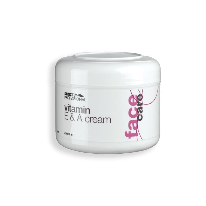 Vitamin E & A Cream 450ml