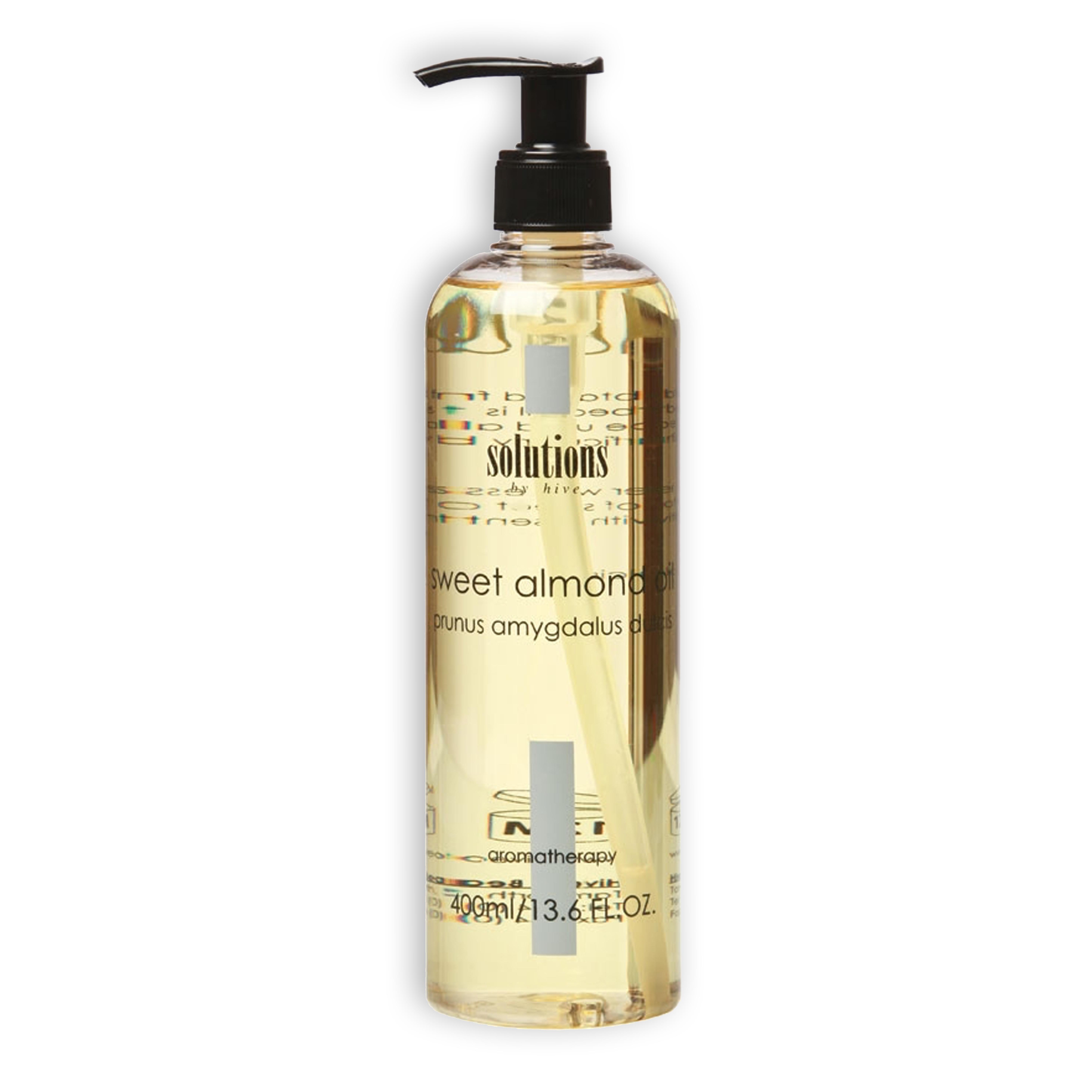 hive sweet almond oil 400ml