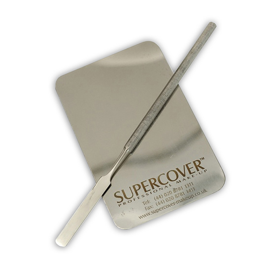 supercover pallet and spatula
