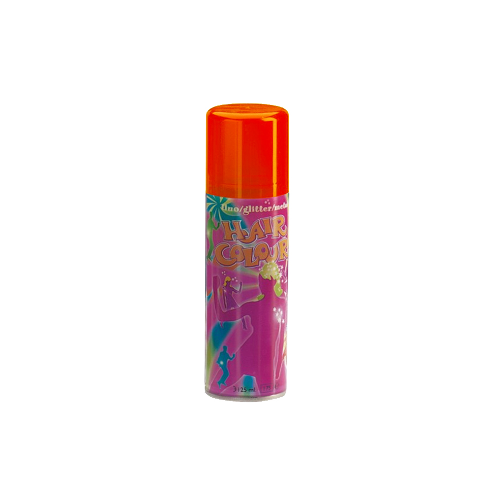 Sinelco_ColouredHairspray_Orange