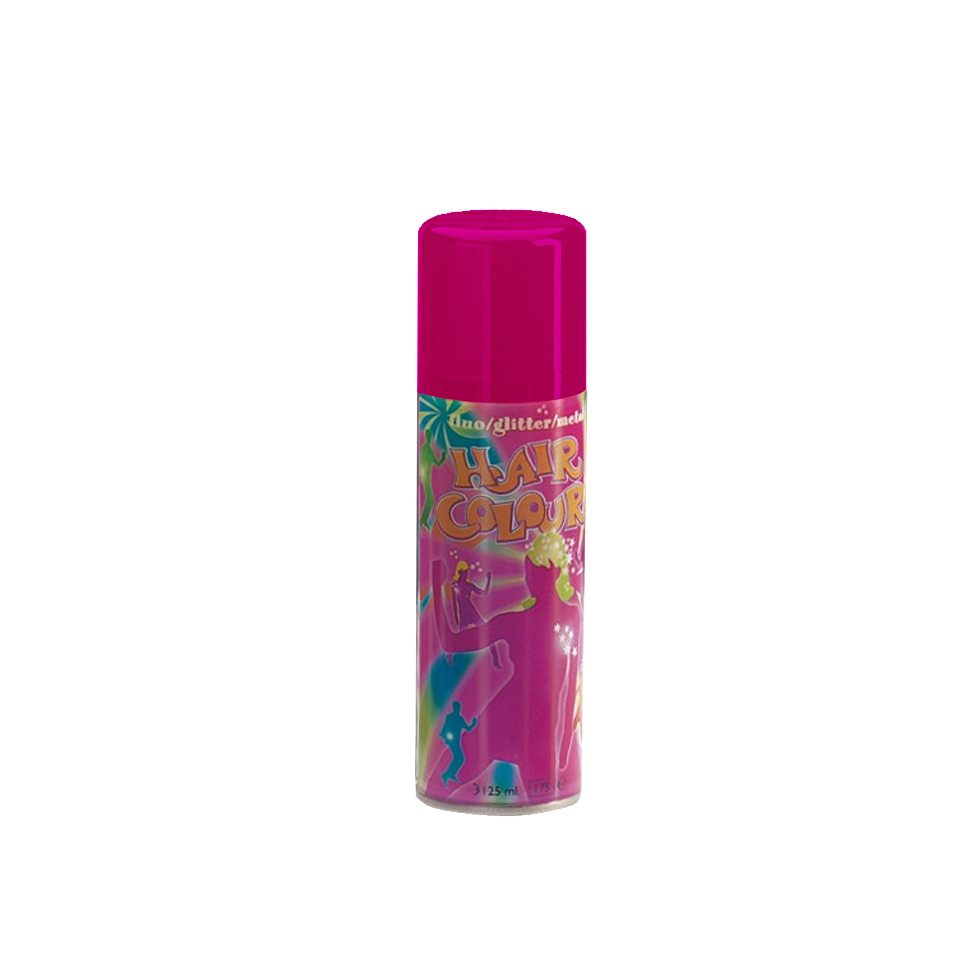 Sinelco_ColouredHairspray_Pink